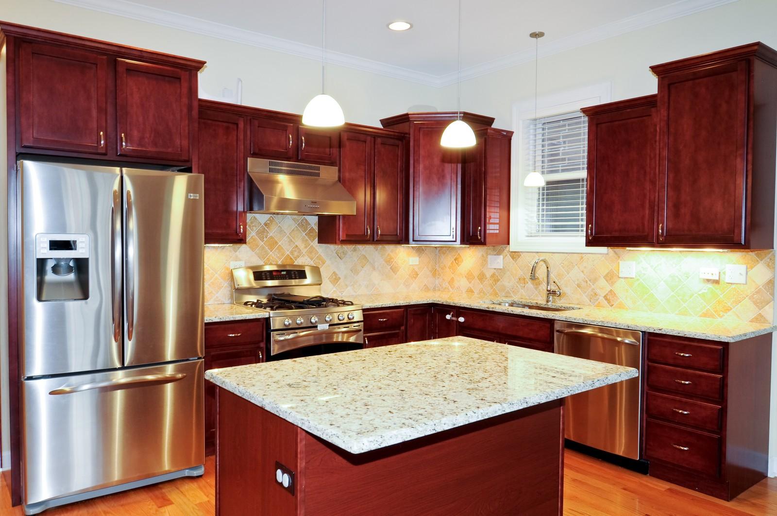 Real Estate Photography - 1846 W Armitage, Unit 2E, Chicago, IL, 60622 - Kitchen
