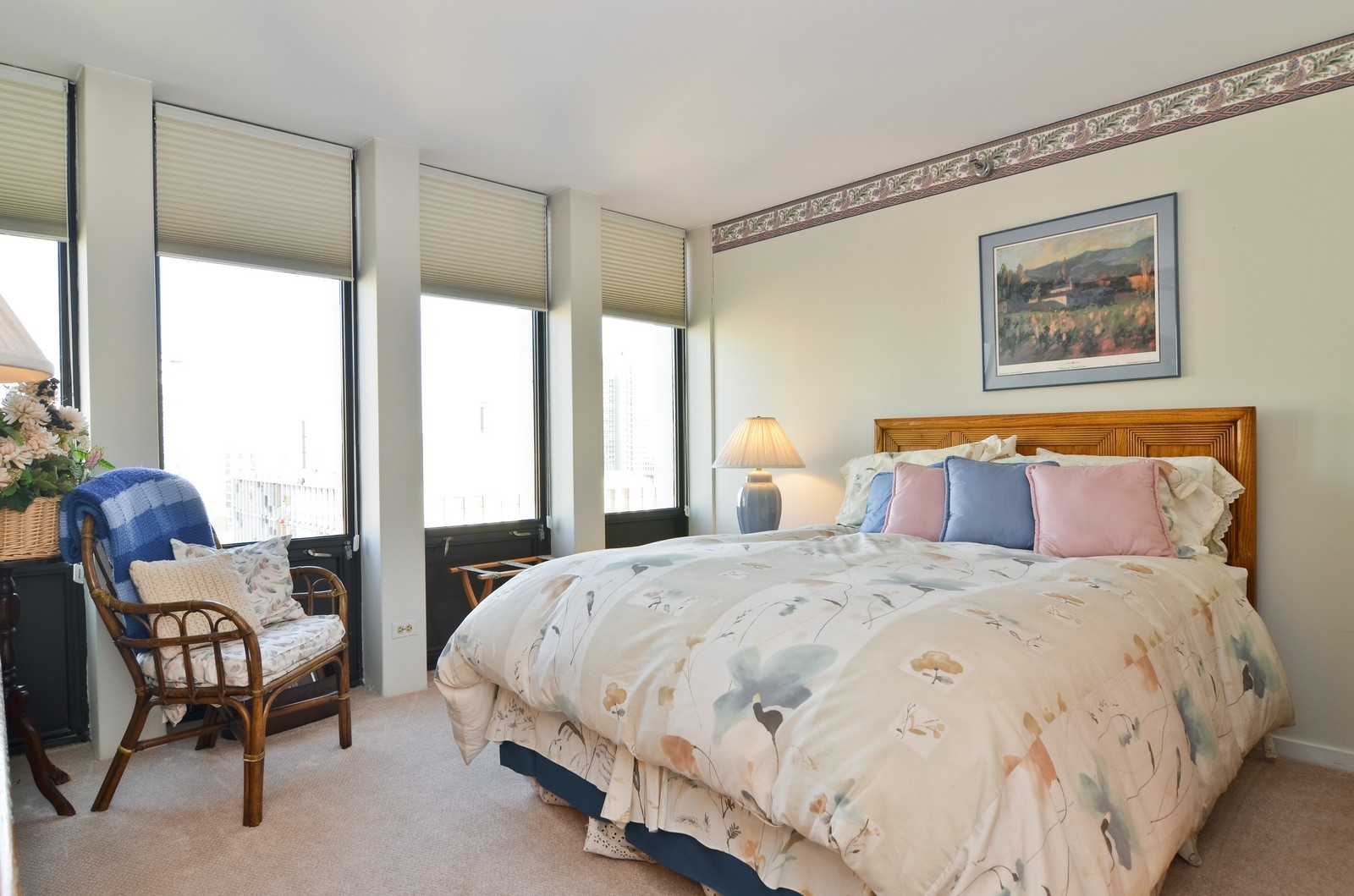 Real Estate Photography - 1230 N. State Parkway, Unit 26BC, Chicago, IL, 60610 - 2nd Bedroom