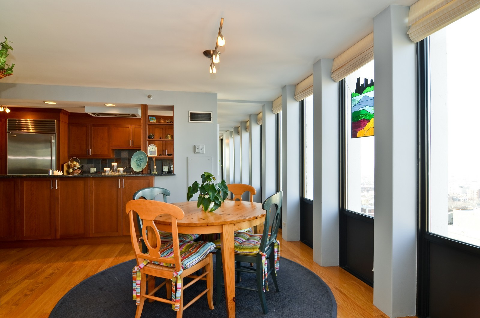 Real Estate Photography - 1230 N. State Parkway, Unit 26BC, Chicago, IL, 60610 - Kitchen / Breakfast Room