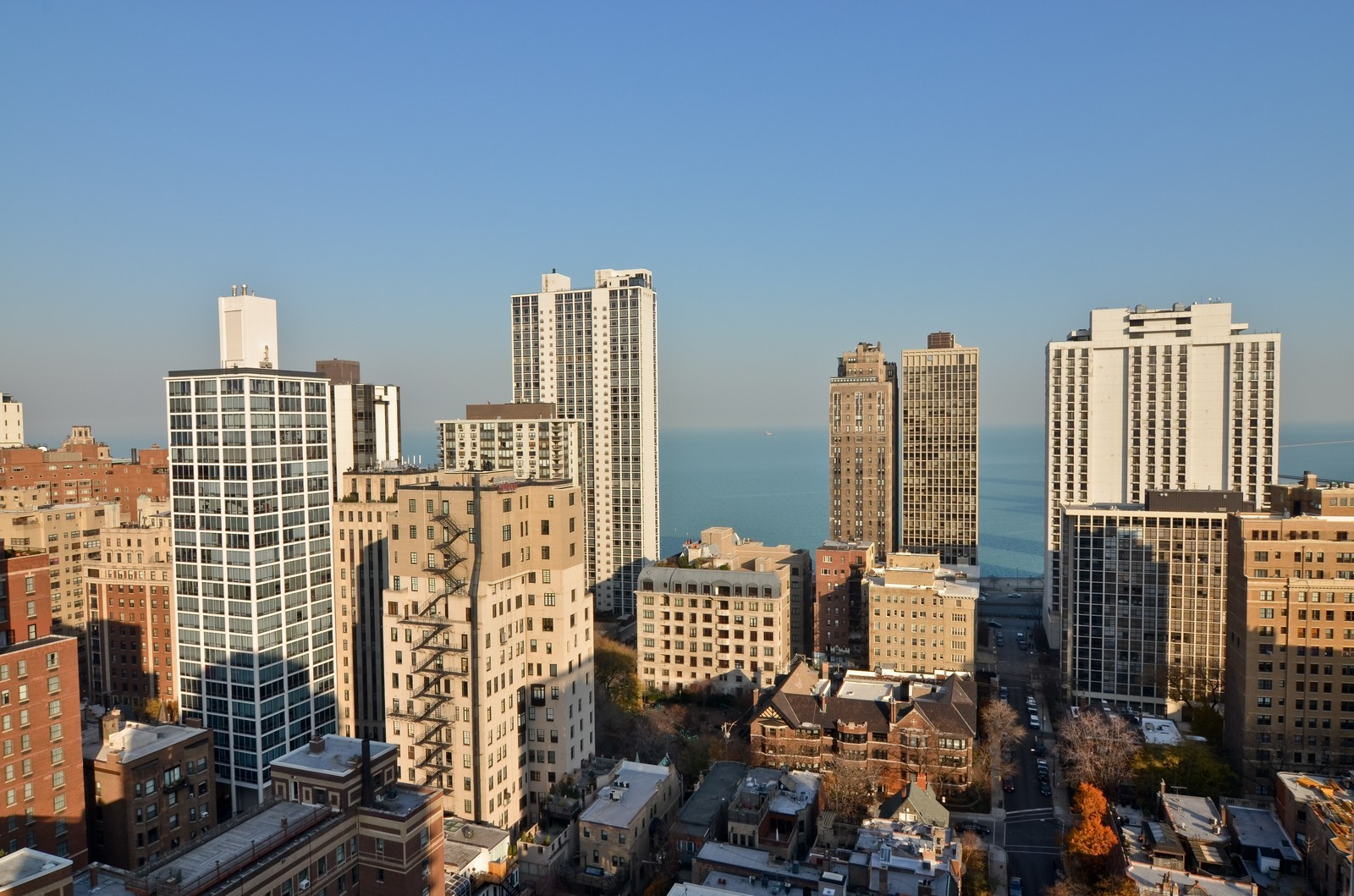 Real Estate Photography - 1230 N. State Parkway, Unit 26BC, Chicago, IL, 60610 - Lake View