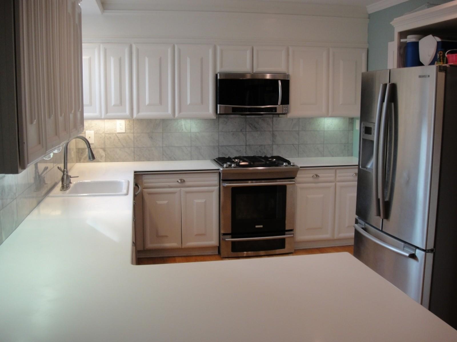 Real Estate Photography - 556 Winnetka Ave, Winnetka, IL, 60093 - Kitchen / Breakfast Room