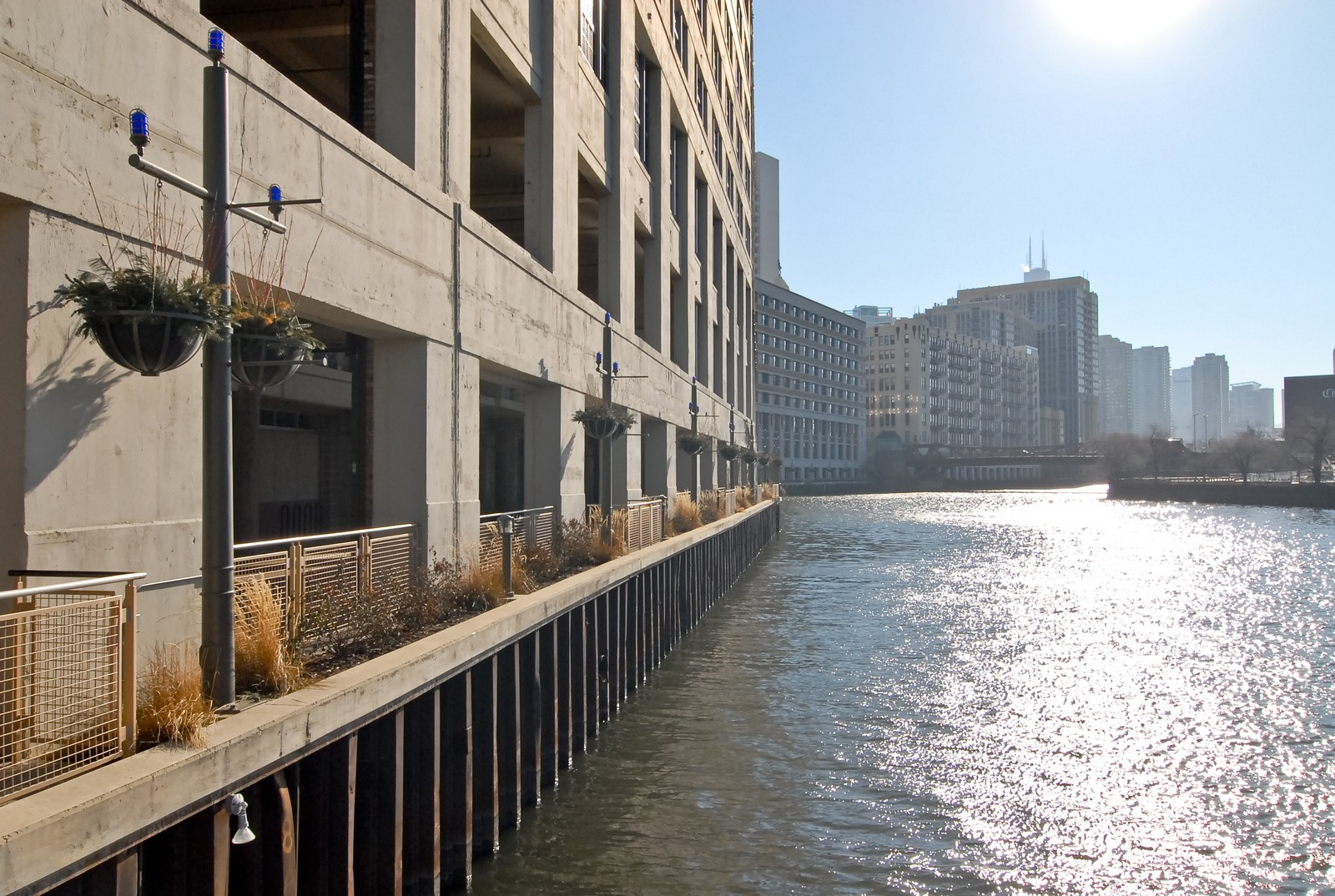 Real Estate Photography - 900 N Kingsbury, 1061, Chicago, IL, 60610 - River View