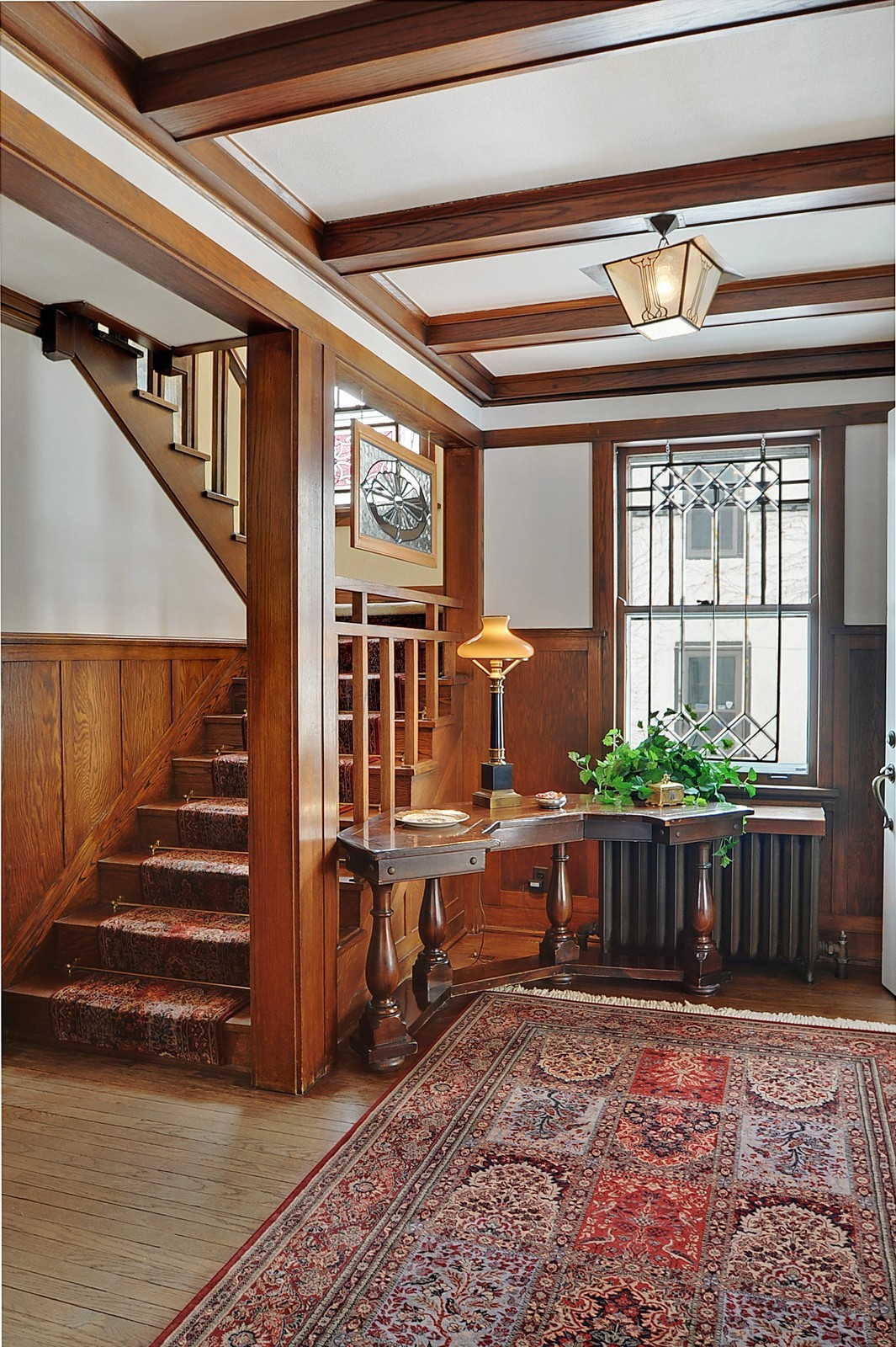 Real Estate Photography - 2700 Lincoln St, Evanston, IL, 60201 - Foyer