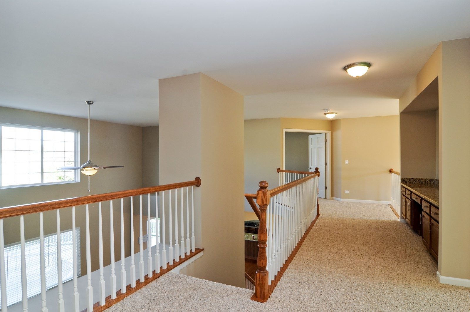 Real Estate Photography - 7394 Brentwood, Gurnee, IL, 60031 - Loft