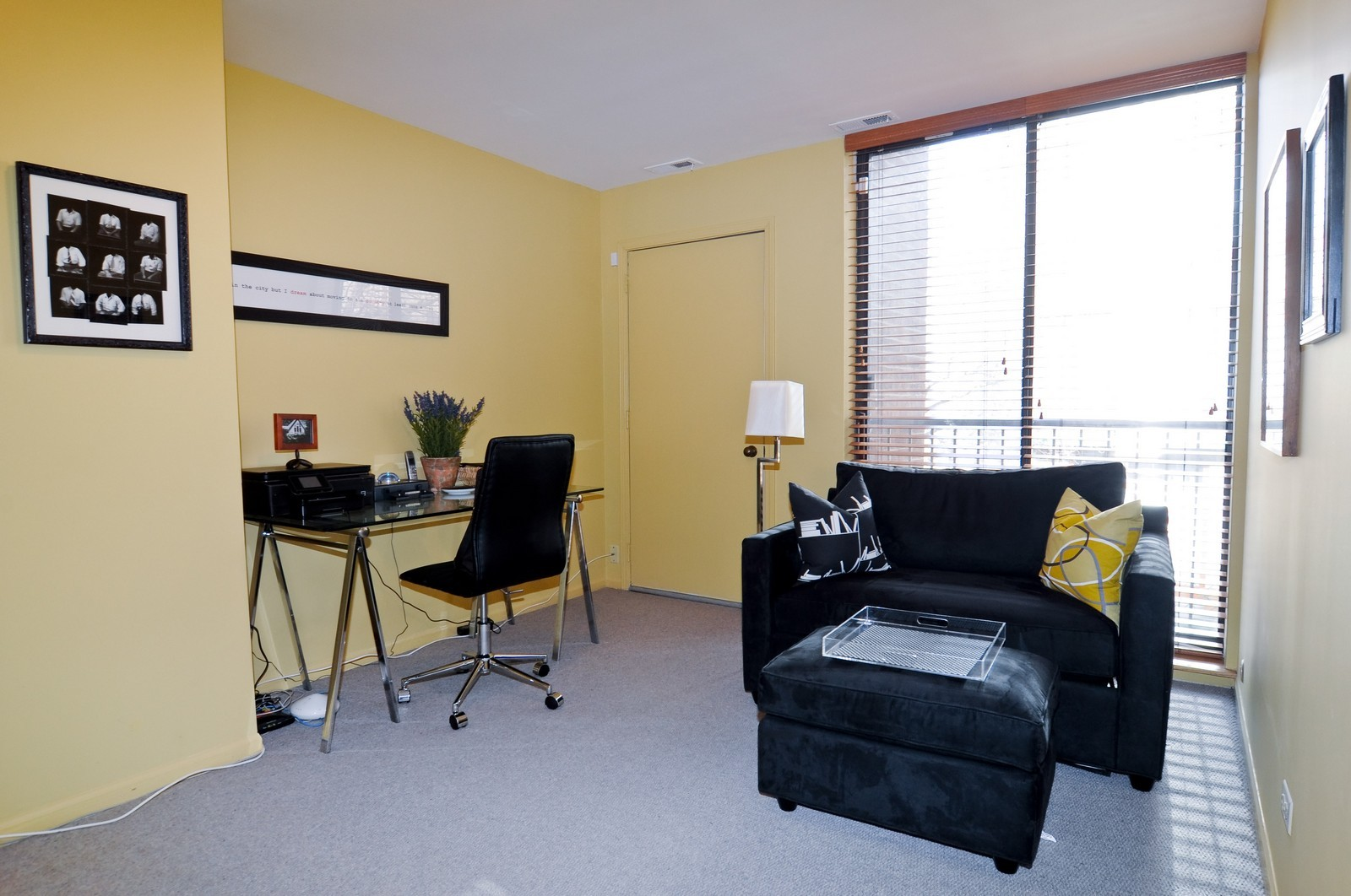 Real Estate Photography - 1352 N Sutton, Chicago, IL, 60610 - 2nd Bedroom