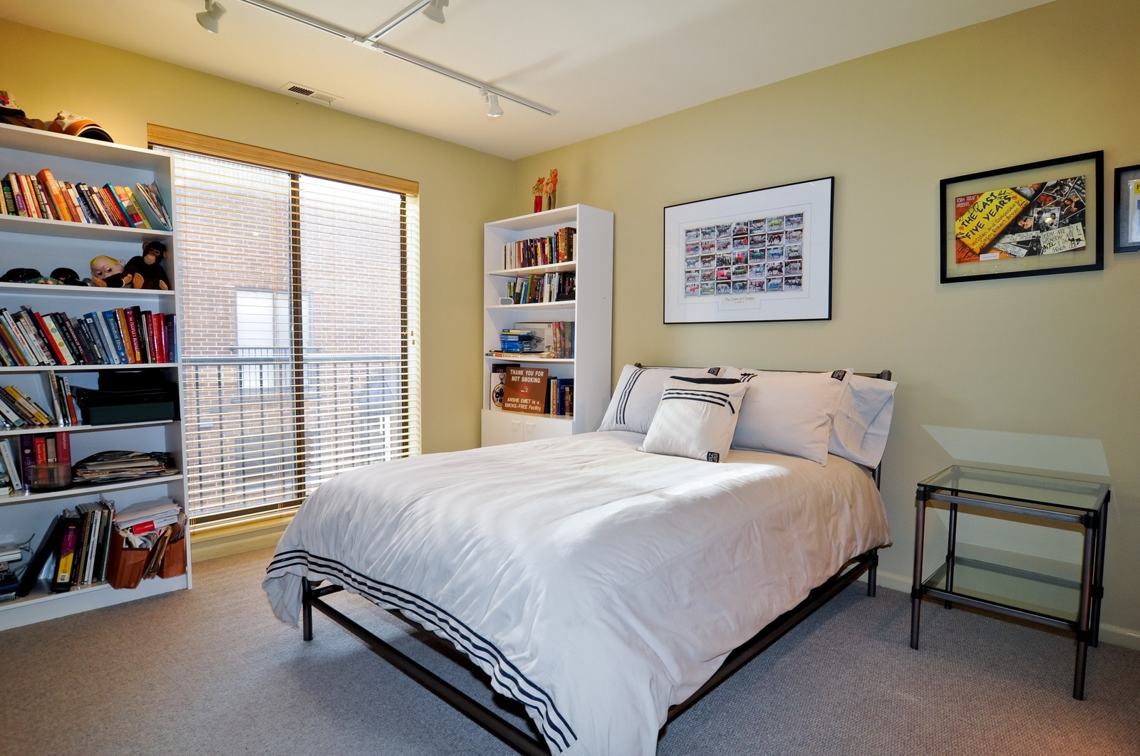 Real Estate Photography - 1352 N Sutton, Chicago, IL, 60610 - Bedroom