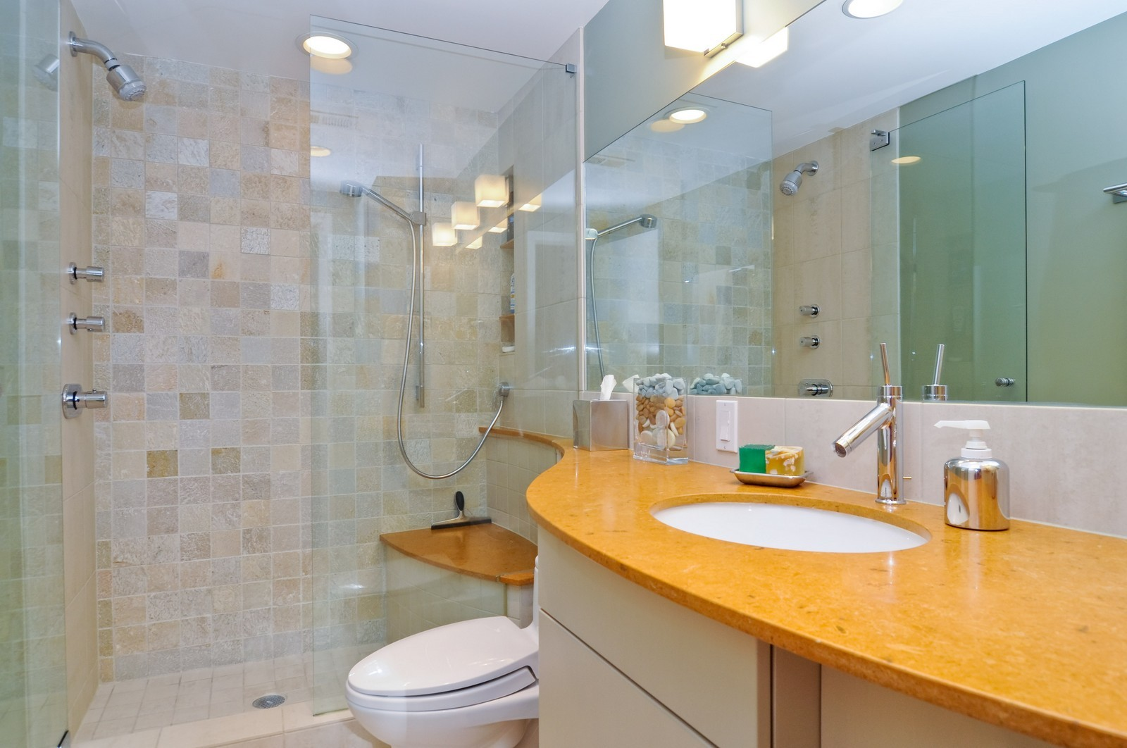 Real Estate Photography - 1352 N Sutton, Chicago, IL, 60610 - Bathroom