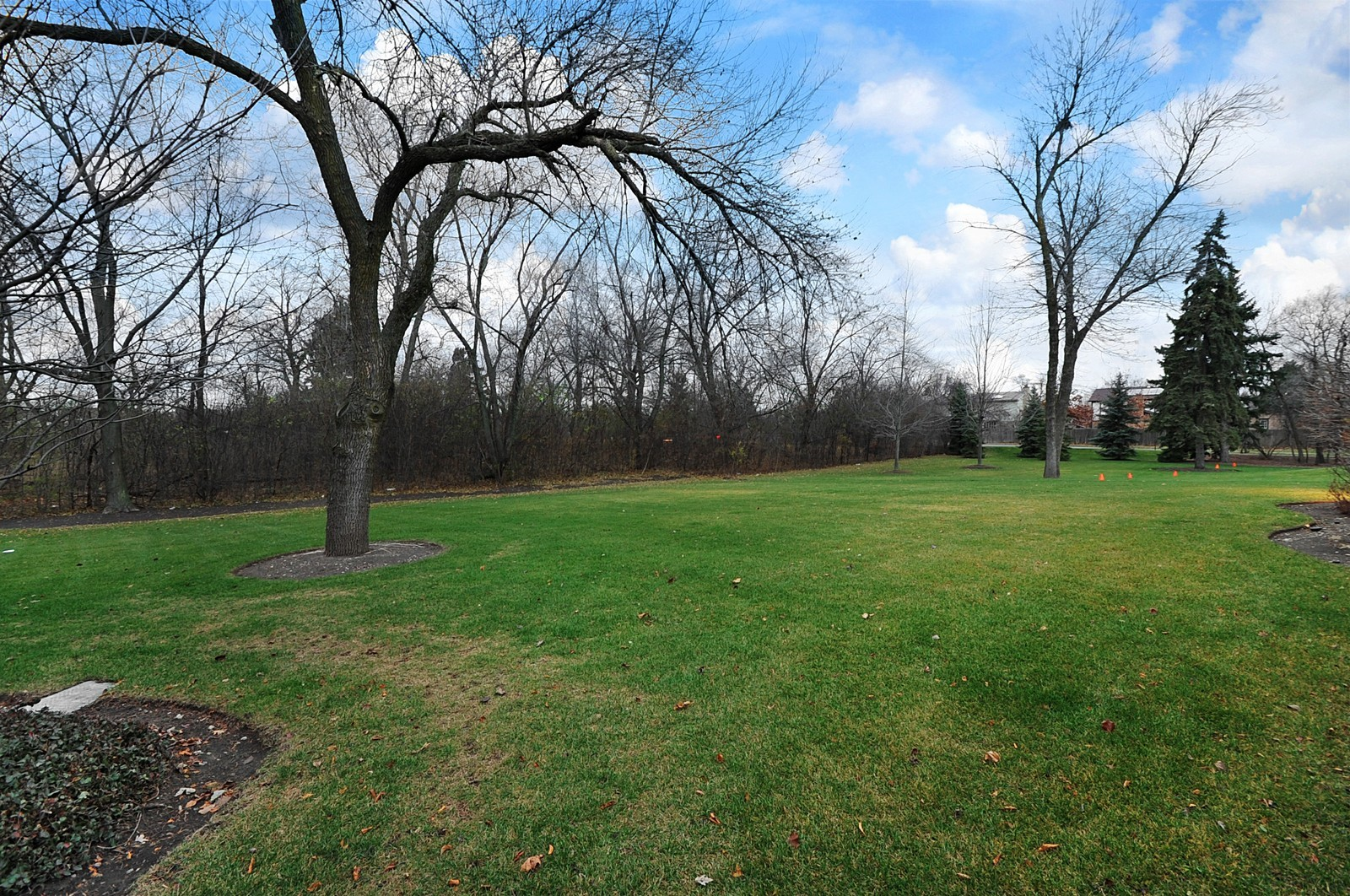 Real Estate Photography - 2516 Jasper Ct, Northbrook, IL, 60062 - Back Yard