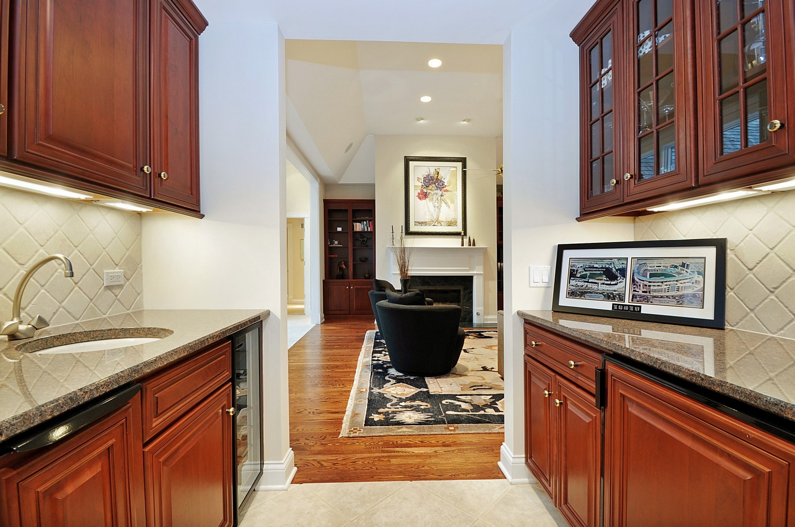 Real Estate Photography - 2516 Jasper Ct, Northbrook, IL, 60062 - Pantry