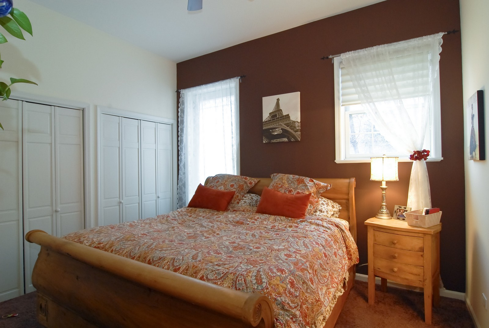 Real Estate Photography - 1901 W Armitage, Unit 1E, Chicago, IL, 60622 - Master Bedroom