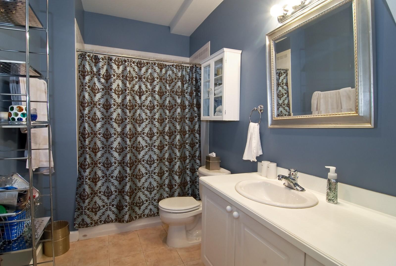 Real Estate Photography - 1901 W Armitage, Unit 1E, Chicago, IL, 60622 - Bathroom