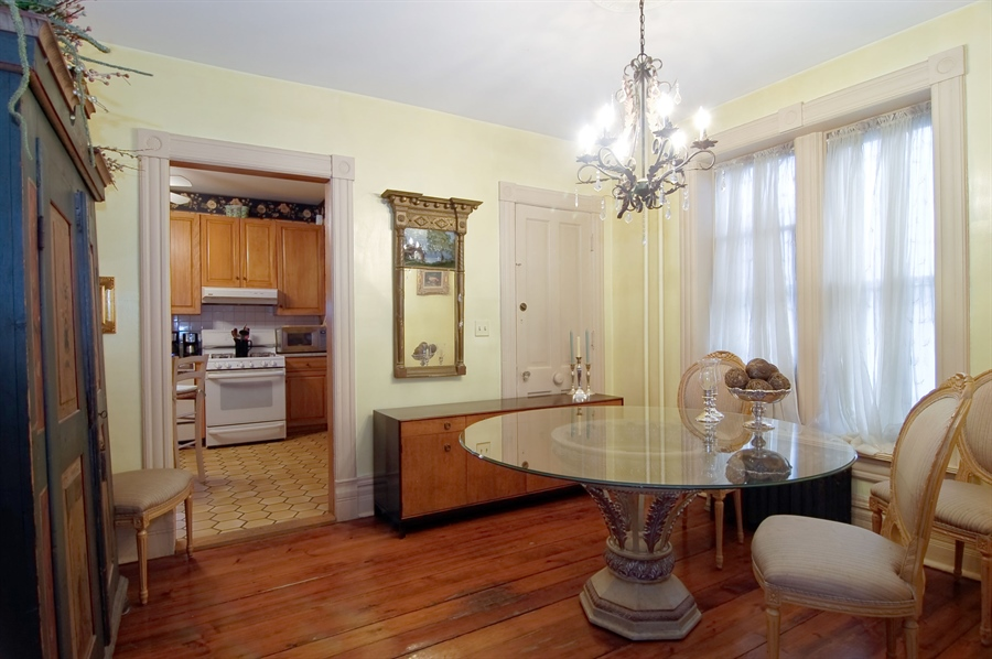 Real Estate Photography - 118 Raymond Ave, Barrington, IL, 60010 - Dining Room