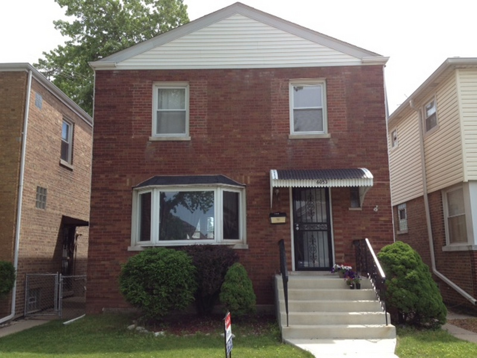 Real Estate Photography - 6053 S Menard Ave, Chicago, IL, 60638 - Front View
