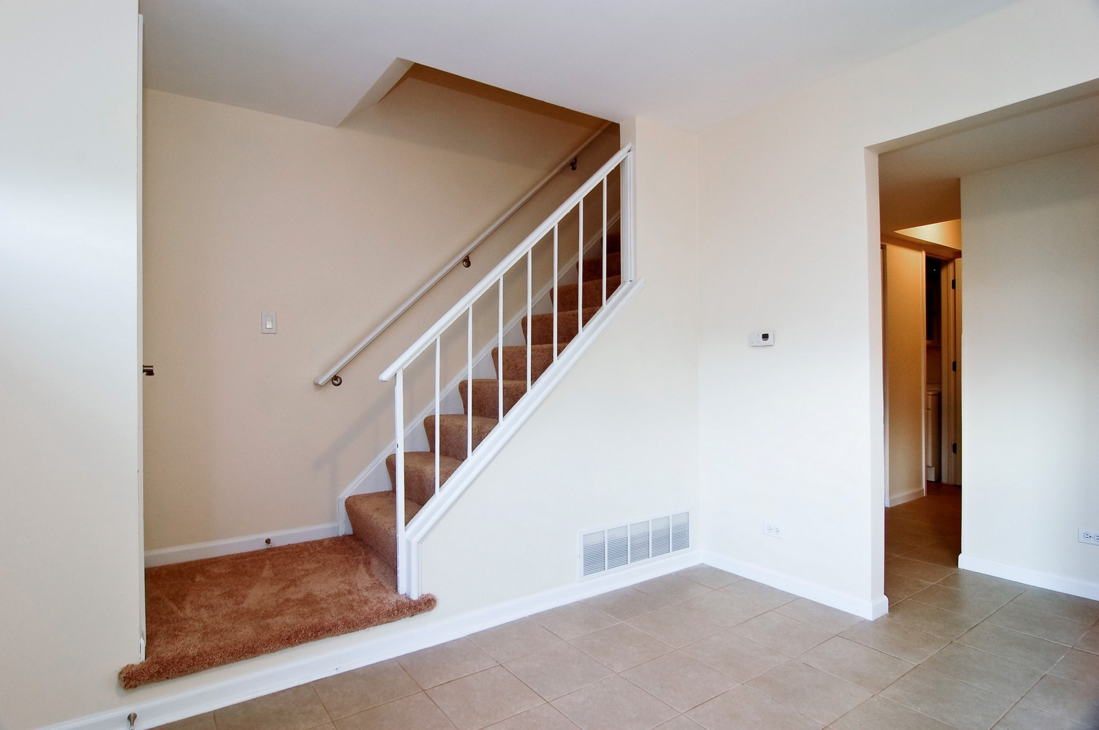 Real Estate Photography - 1623 McKool, Streamwood, IL, 60107 - Staircase