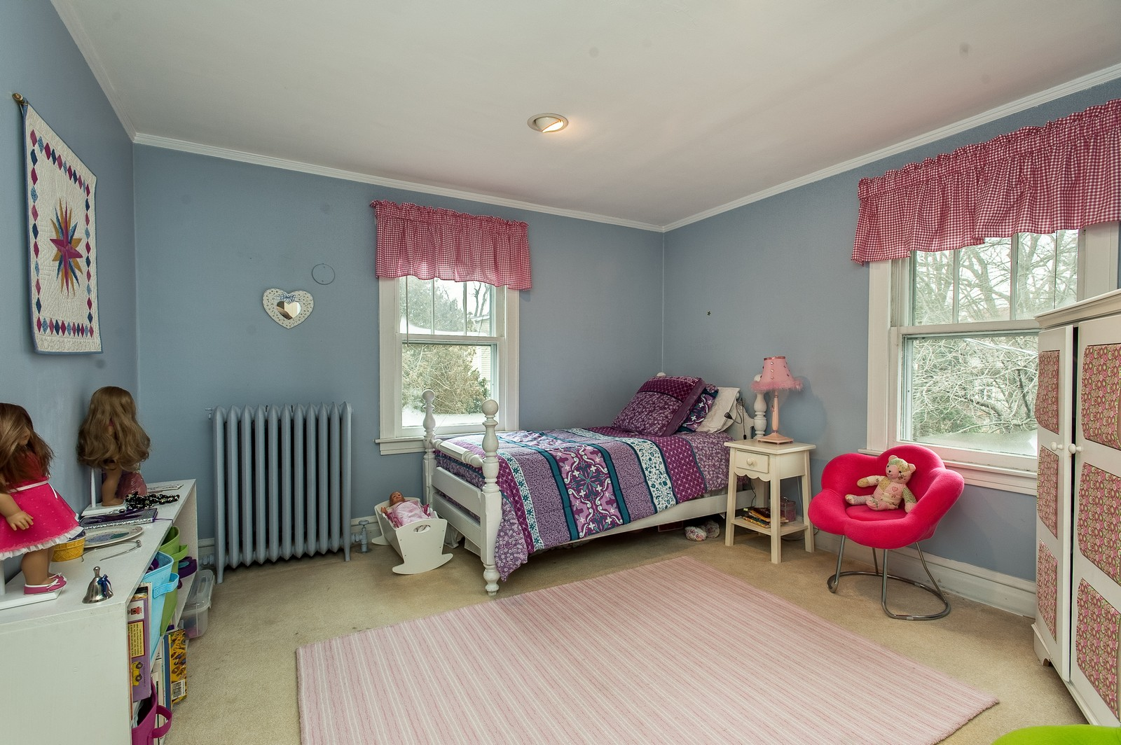 Real Estate Photography - 1018 10th St, Wilmette, IL, 60091 - 2nd Bedroom