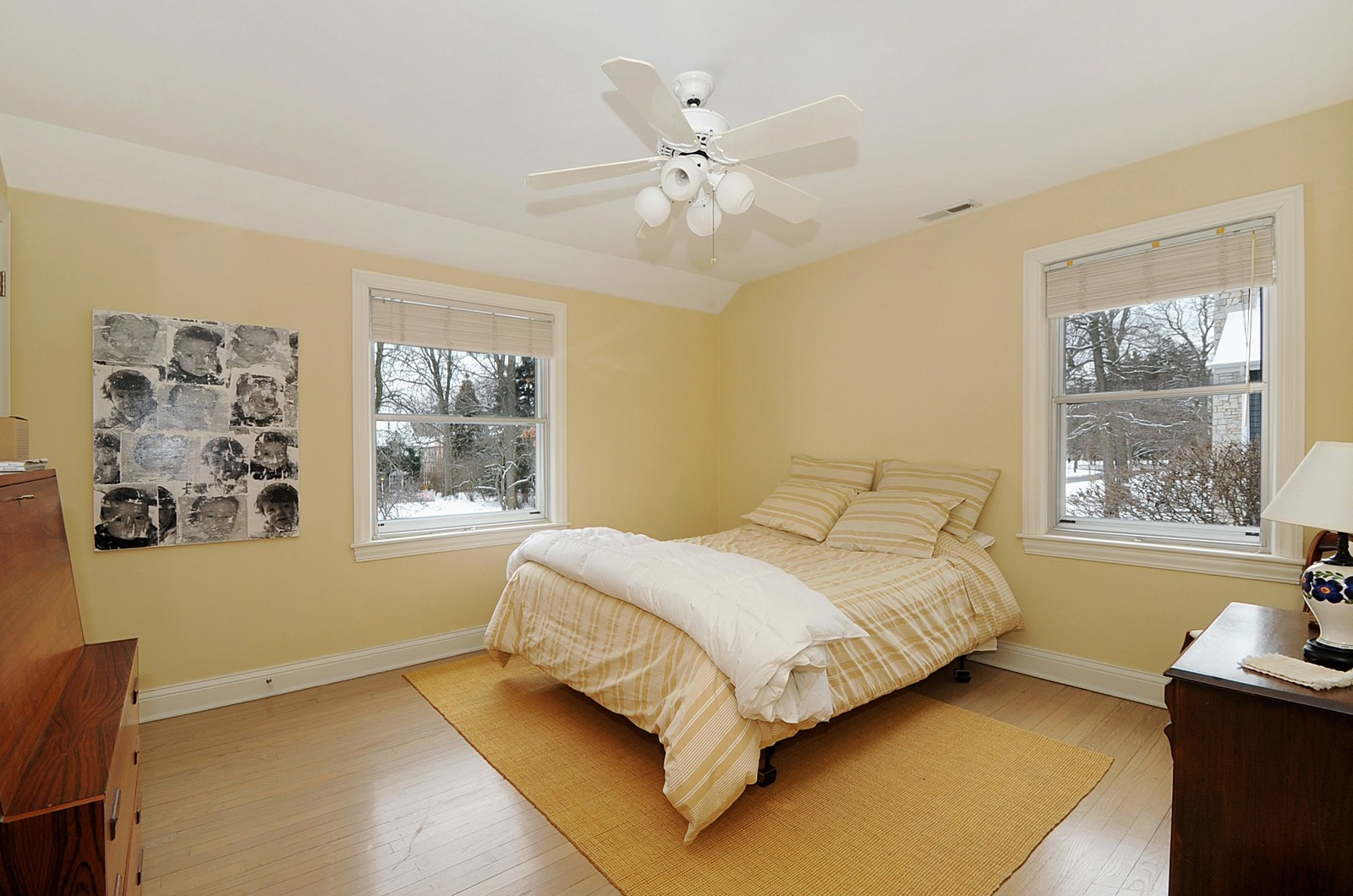 Real Estate Photography - 178 Indian Tree, Highland Park, IL, 60035 - 2nd Bedroom