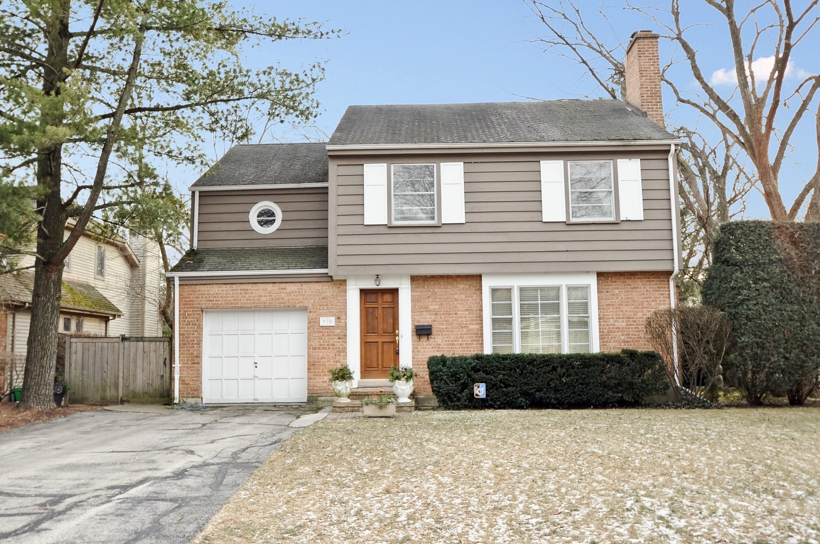 Real Estate Photography - 930 Bob O Link, Highland Park, IL, 60035 - Front View