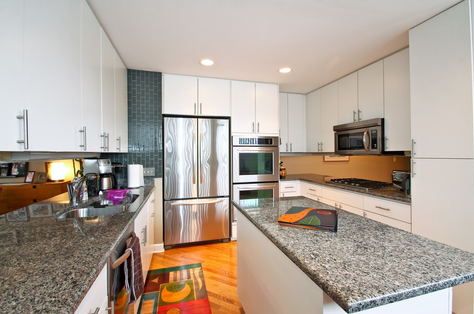 Real Estate Photography - 7070 Arbor Ln, Northfield, IL, 60093 - Kitchen