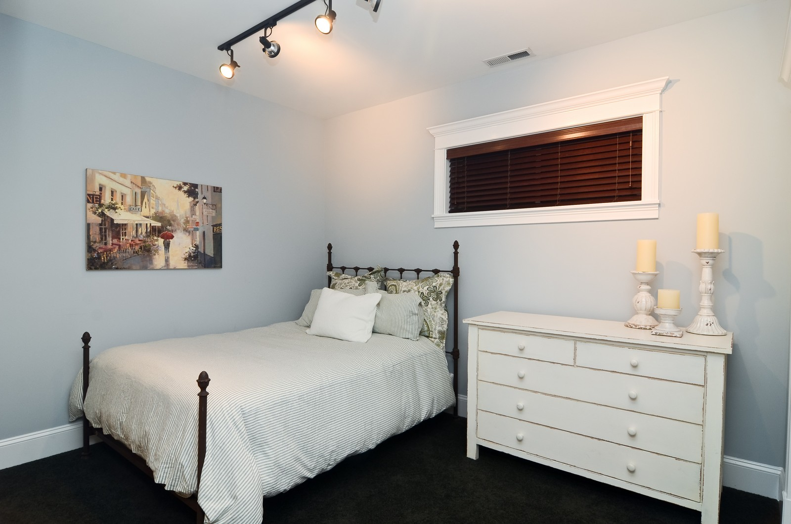 Real Estate Photography - 1856 W Armitage, Unit 1, Chicago, IL, 60622 - 3rd Bedroom