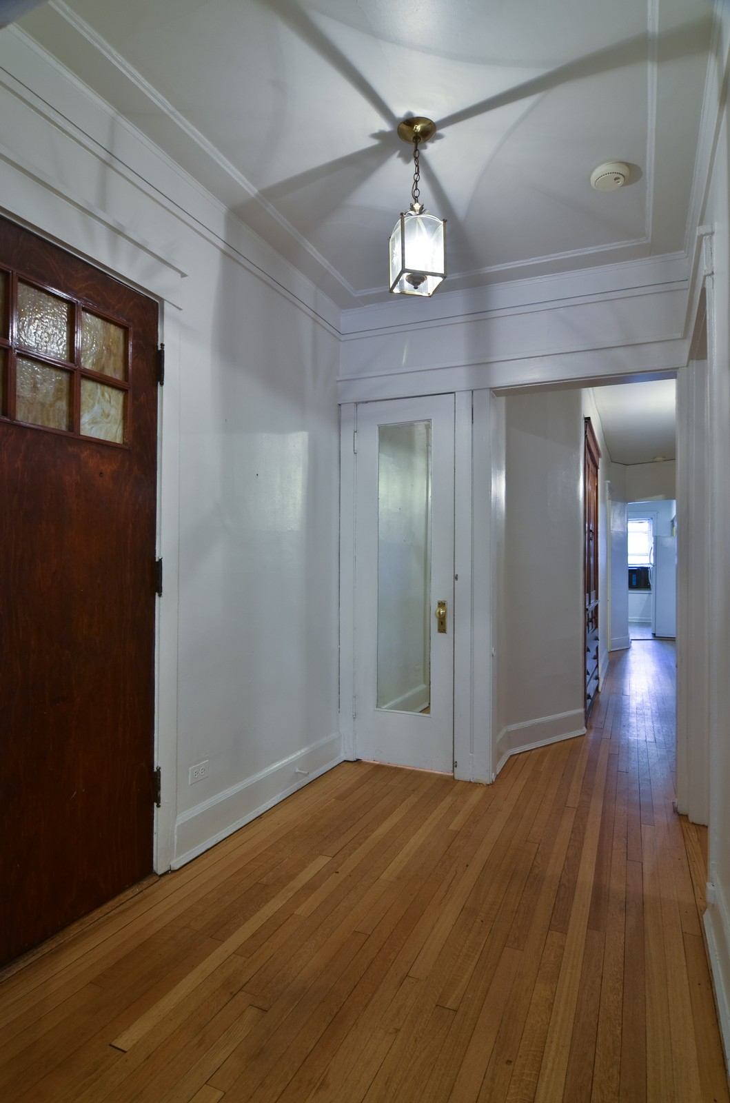 Real Estate Photography - 1648 E 54th St, Chicago, IL, 60615 - Foyer