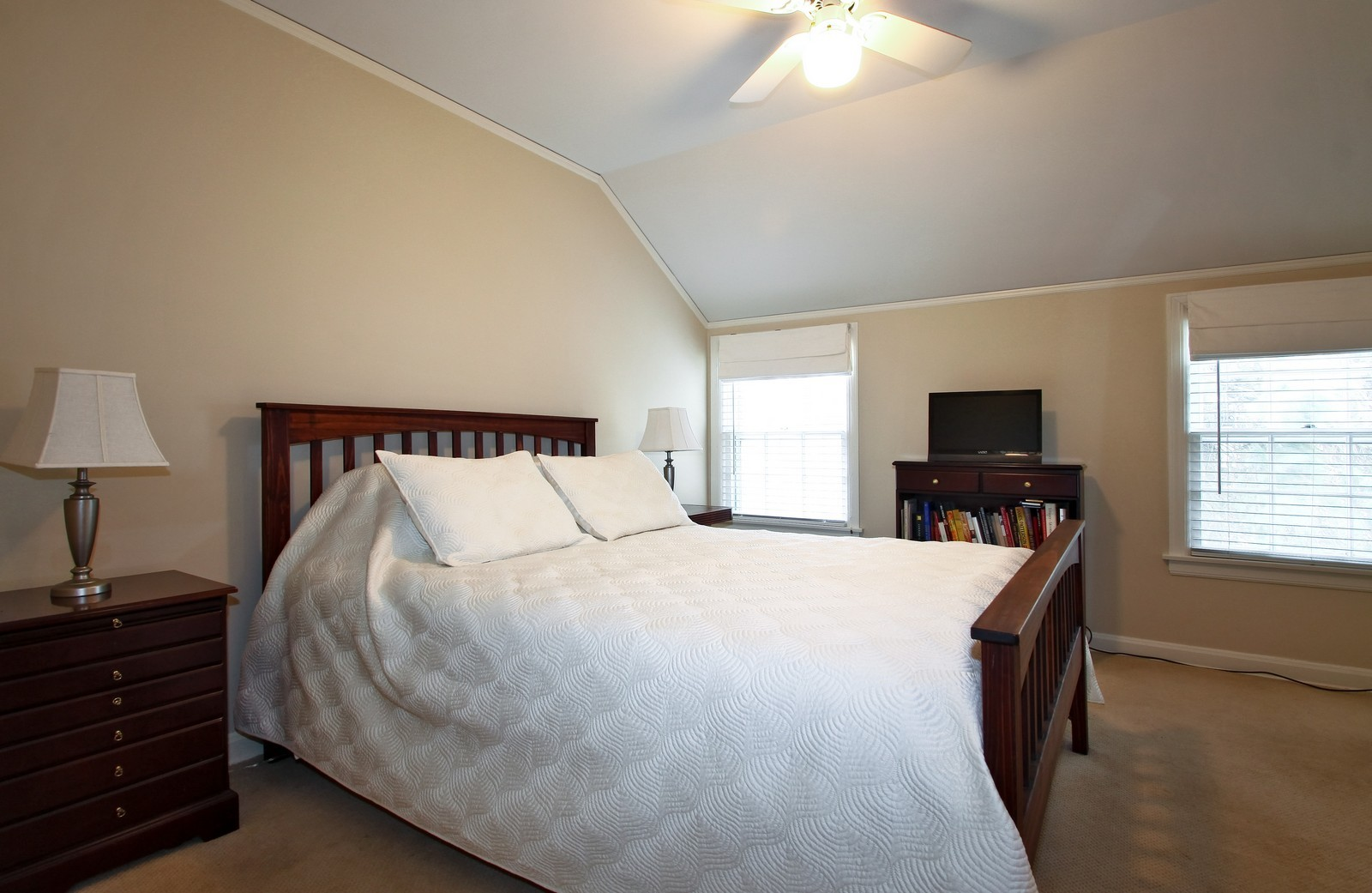 Real Estate Photography - 2515 Lake Ave, Wilmette, IL, 60091 - 3rd Bedroom