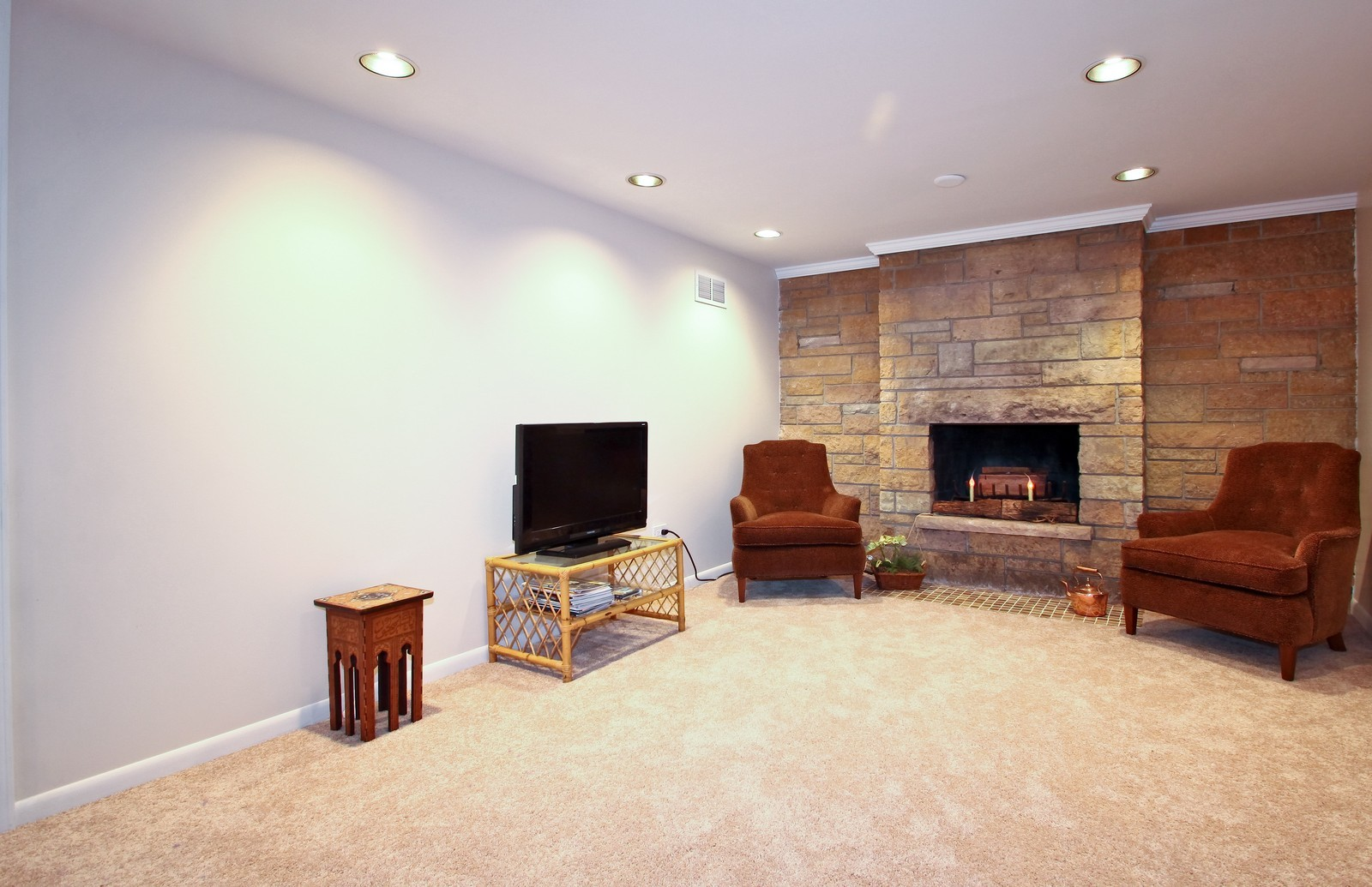 Real Estate Photography - 2515 Lake Ave, Wilmette, IL, 60091 - Basement