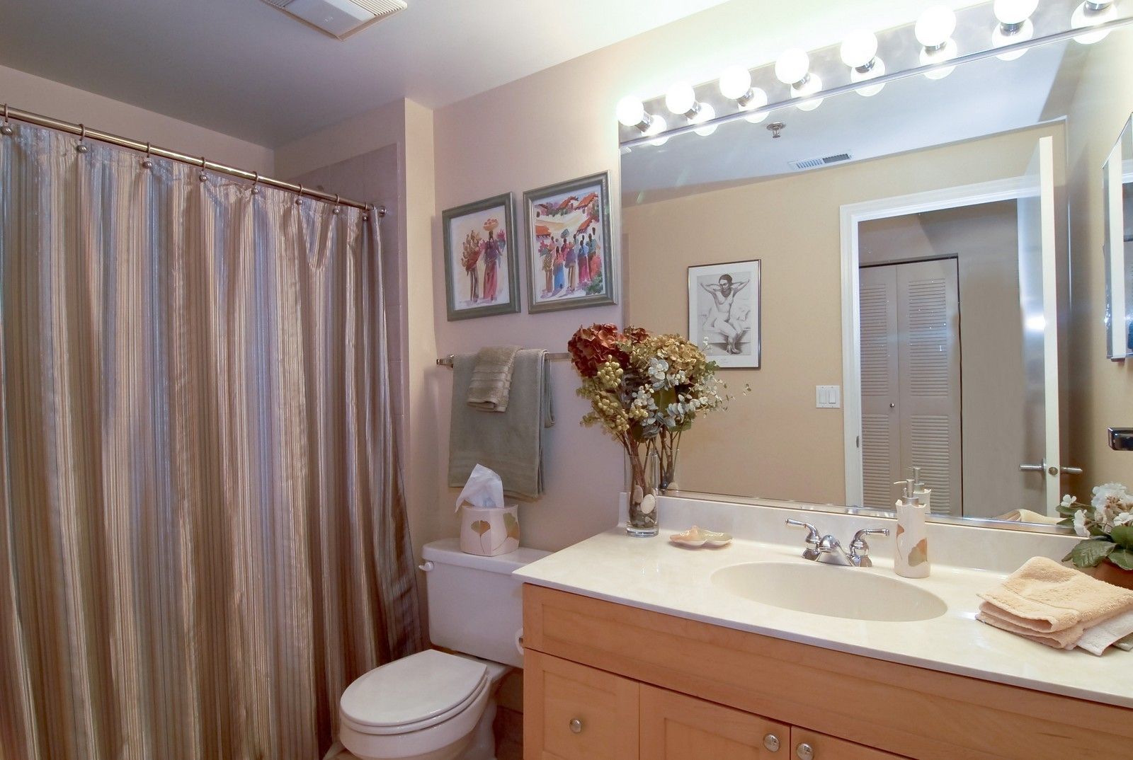 Real Estate Photography - 1735 W Diversey, Unit 210, Chicago, IL, 60657 - Bathroom