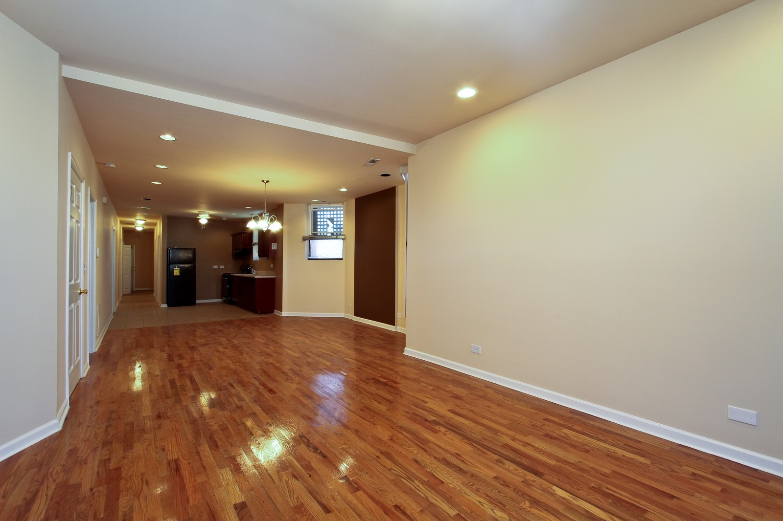 Real Estate Photography - 449 W 61st St, Chicago, IL, 60621 - Living Room