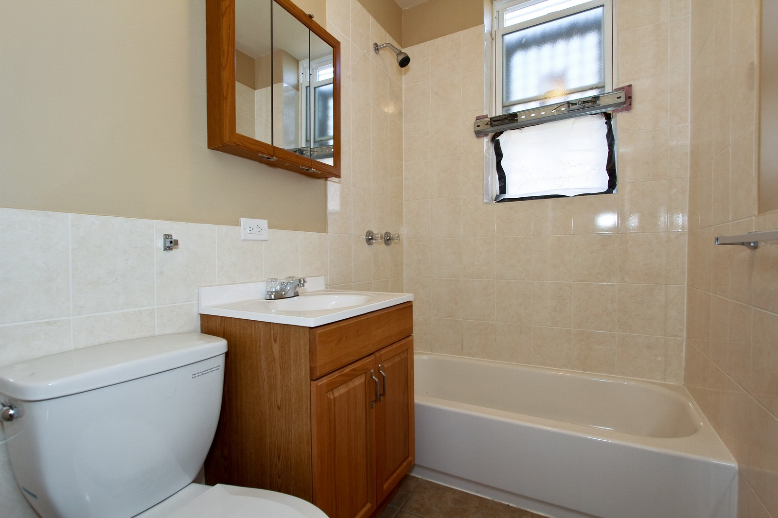 Real Estate Photography - 449 W 61st St, Chicago, IL, 60621 - 2nd Bathroom