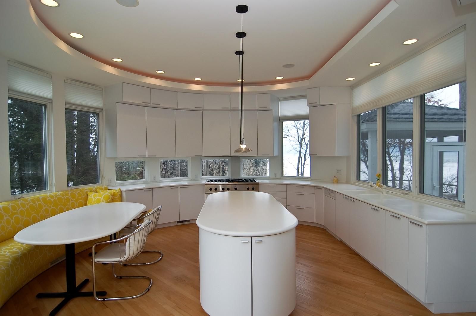 Real Estate Photography - 15930 Lake Ave, Union Pier, MI, 49129 - Kitchen