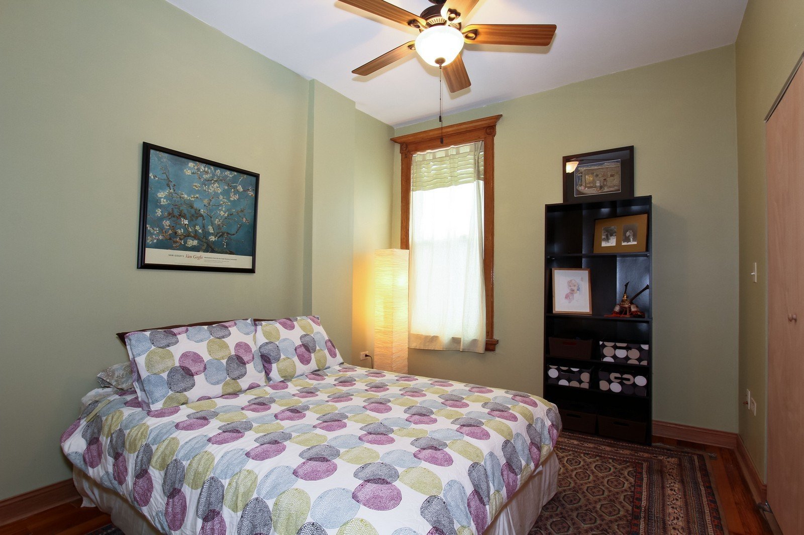 Real Estate Photography - 4805 S Langley, Chicago, IL, 60615 - 2nd Bedroom