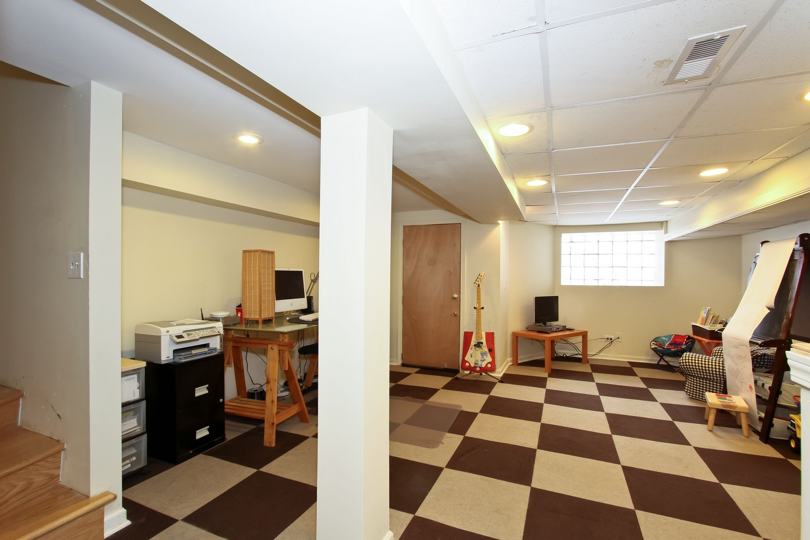 Real Estate Photography - 4805 S Langley, Chicago, IL, 60615 - Lower Level