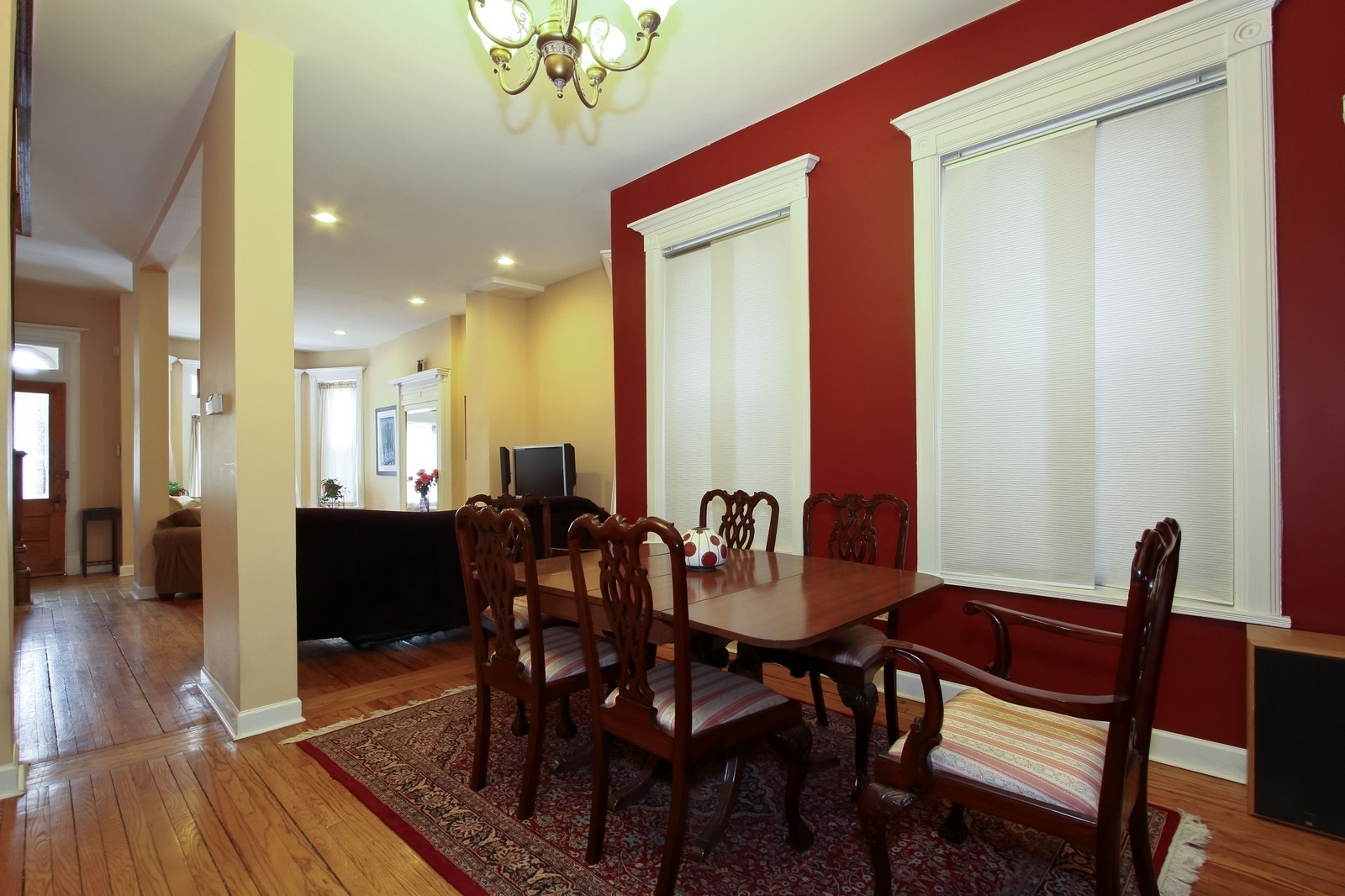 Real Estate Photography - 4805 S Langley, Chicago, IL, 60615 - Dining Room