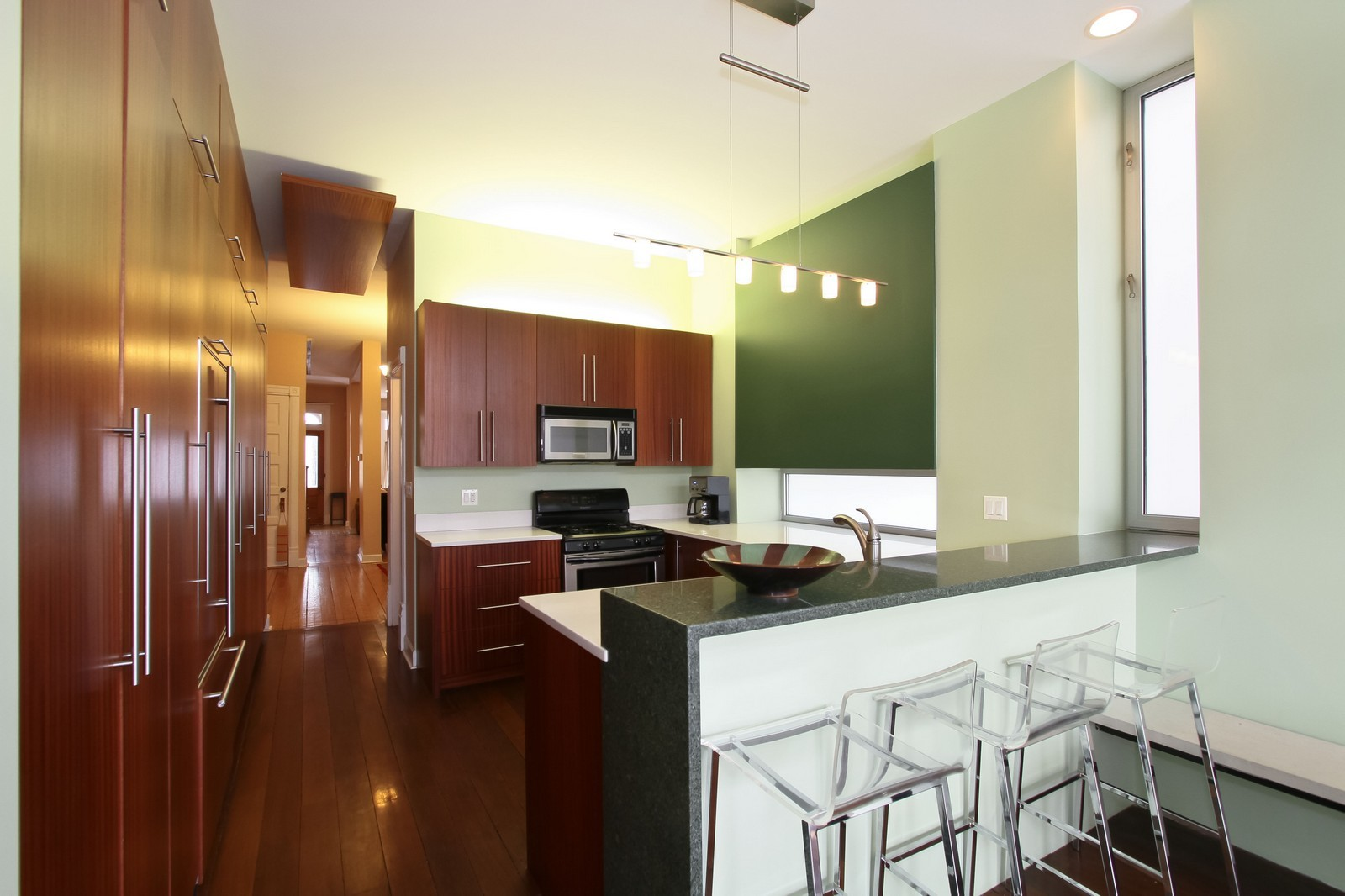 Real Estate Photography - 4805 S Langley, Chicago, IL, 60615 - Kitchen