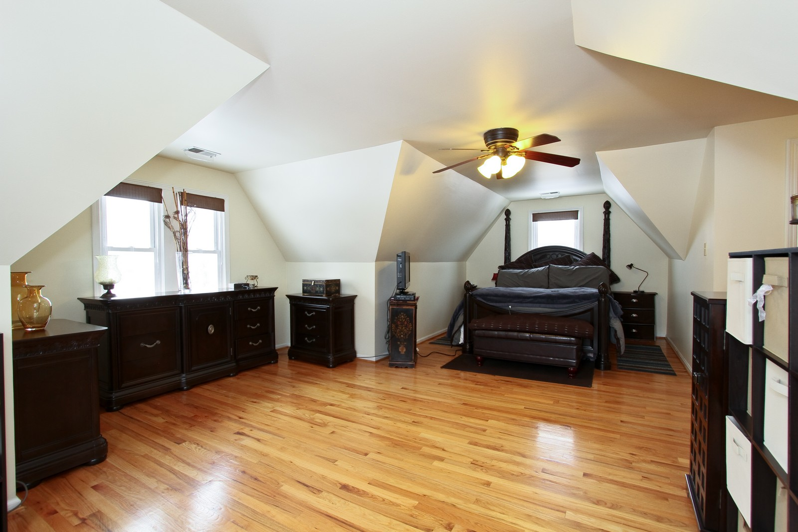 Real Estate Photography - 9209 S Claremont, Chicago, IL, 60643 - Master Bedroom