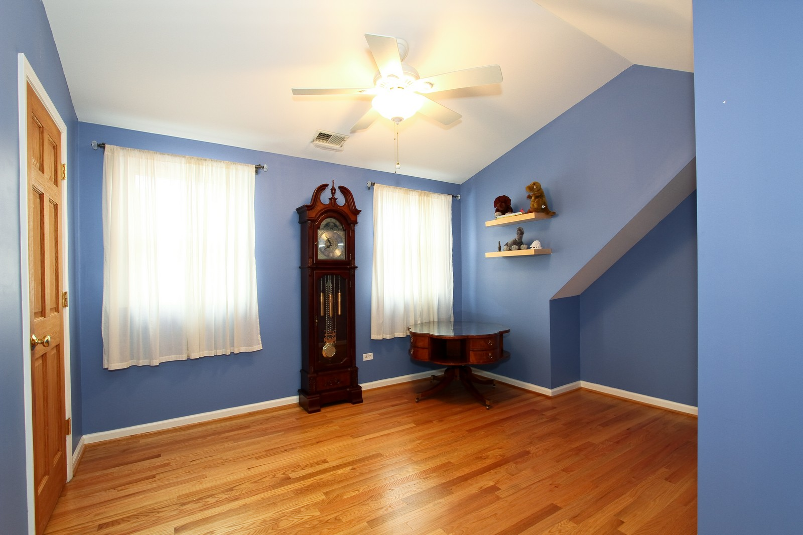 Real Estate Photography - 9209 S Claremont, Chicago, IL, 60643 - 2nd Bedroom