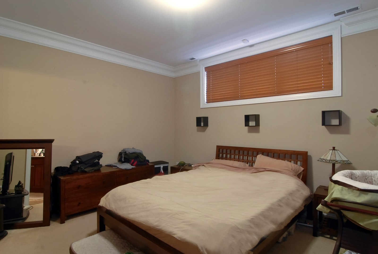 Real Estate Photography - 454 N Aberdeen St, Unit GN, Chicago, IL, 60622 - Master Bedroom