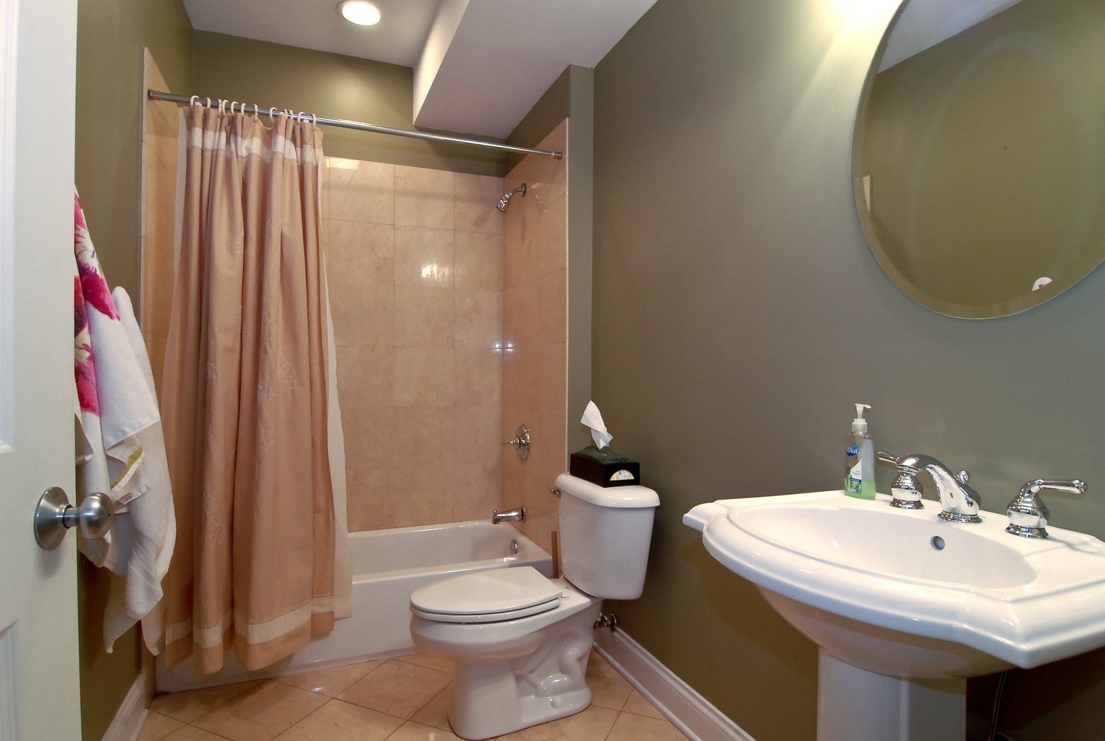 Real Estate Photography - 454 N Aberdeen St, Unit GN, Chicago, IL, 60622 - Bathroom