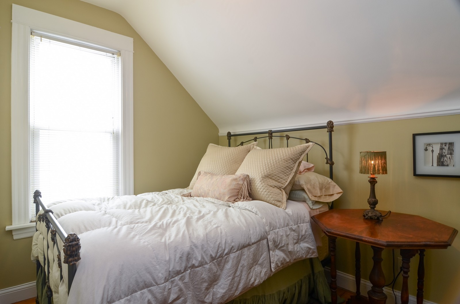 Real Estate Photography - 2519 N St. Louis, Chicago, IL, 60647 - 3rd Bedroom
