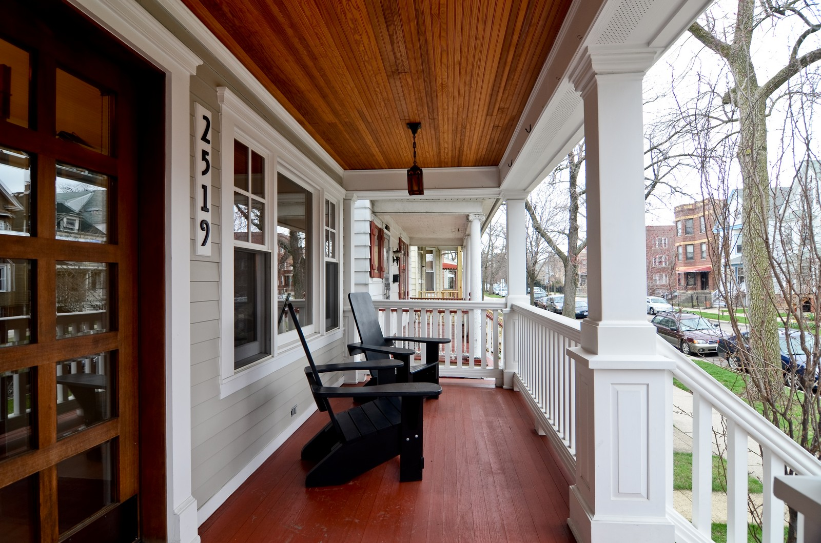 Real Estate Photography - 2519 N St. Louis, Chicago, IL, 60647 - Patio