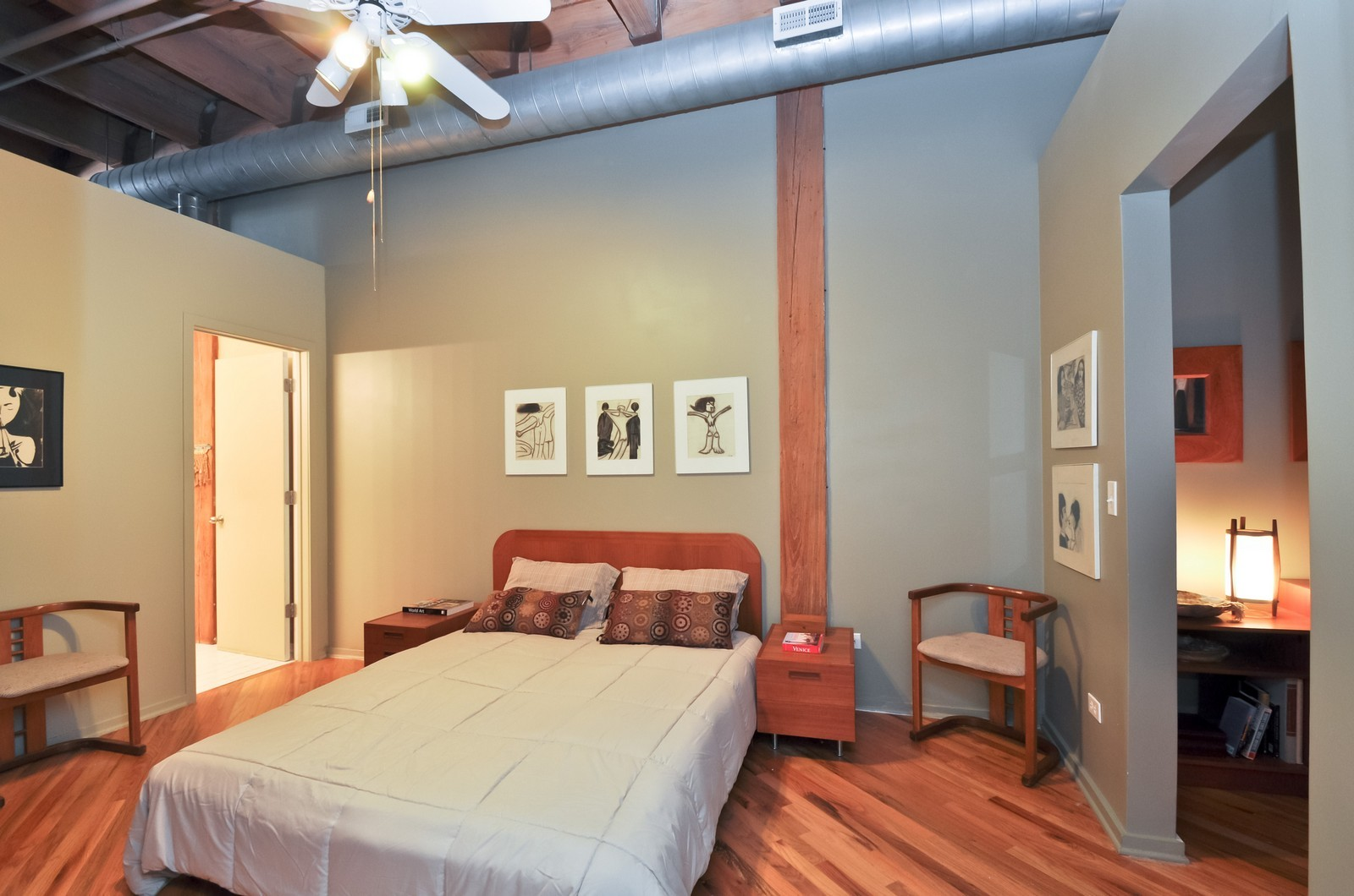Real Estate Photography - 616 W Fulton, Unit 506, Chicago, IL, 60661 - Bathroom