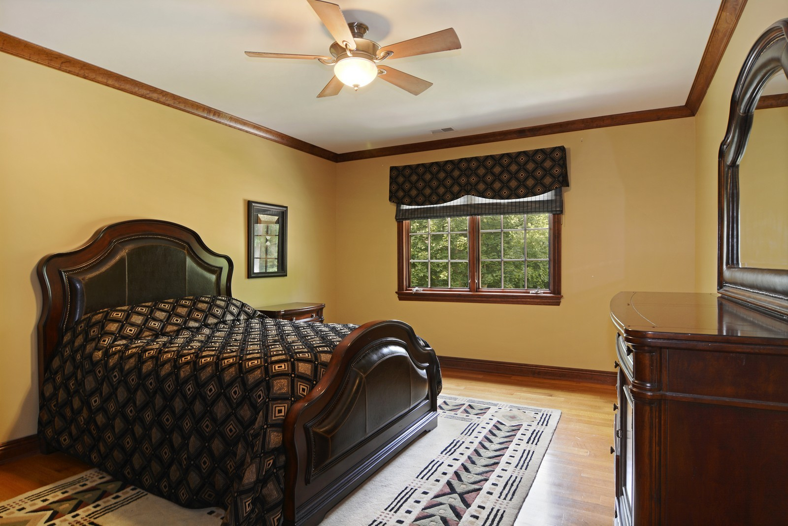 Real Estate Photography - 506 Wexford Ct, St Charles, IL, 60175 - Guest Bedroom