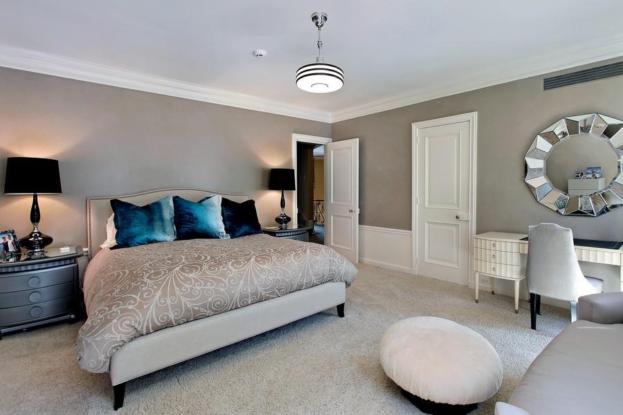 Real Estate Photography - 443 Sheridan Rd, Glencoe, IL, 60022 - 4th Bedroom