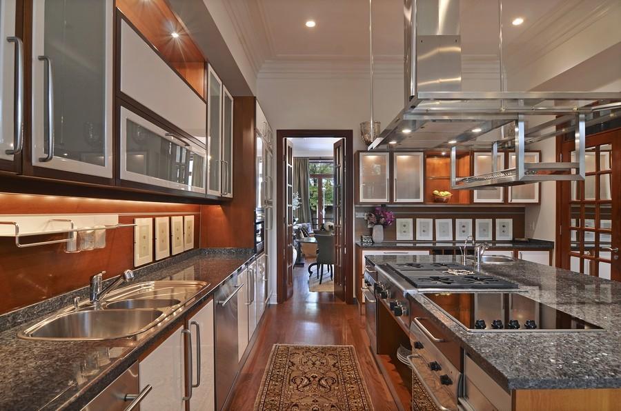 Real Estate Photography - 59 W Schiller, Chicago, IL, 60610 - Kitchen