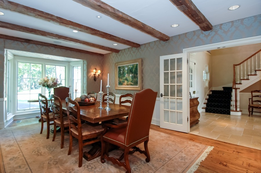 Real Estate Photography - 405 Blackberry, Bull Valley, IL, 60098 - Foyer/Dining Room