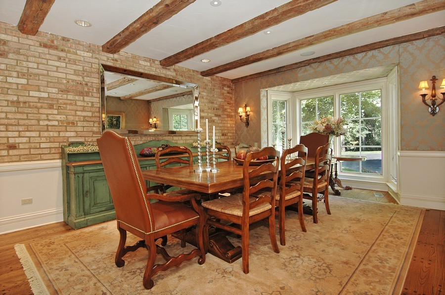 Real Estate Photography - 405 Blackberry, Bull Valley, IL, 60098 - Dining Room
