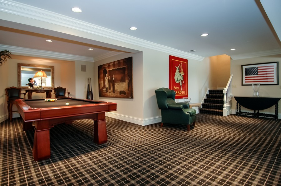 Real Estate Photography - 405 Blackberry, Bull Valley, IL, 60098 - Game Room