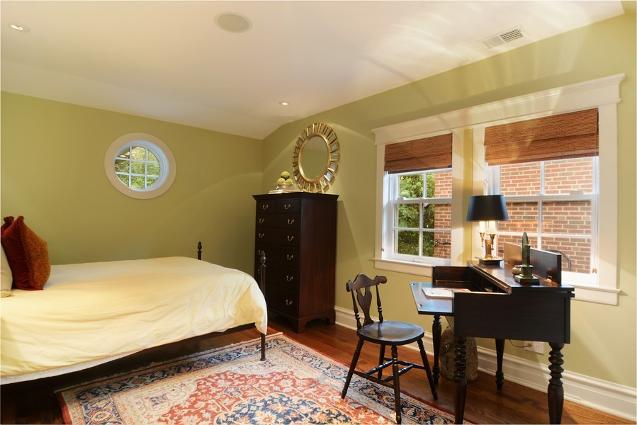 Real Estate Photography - 715 W Hutchinson, Chicago, IL, 60613 - 3rd Bedroom
