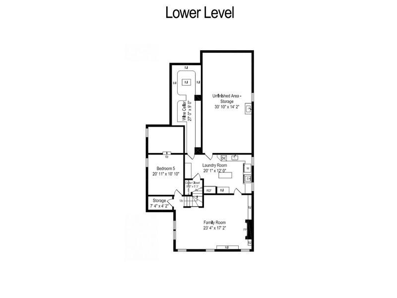 Real Estate Photography - 715 W Hutchinson, Chicago, IL, 60613 -