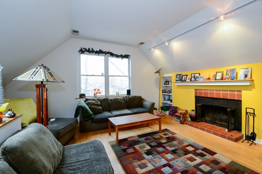 Real Estate Photography - 1038 W Montana, Chicago, IL, 60614 - 3rd Level